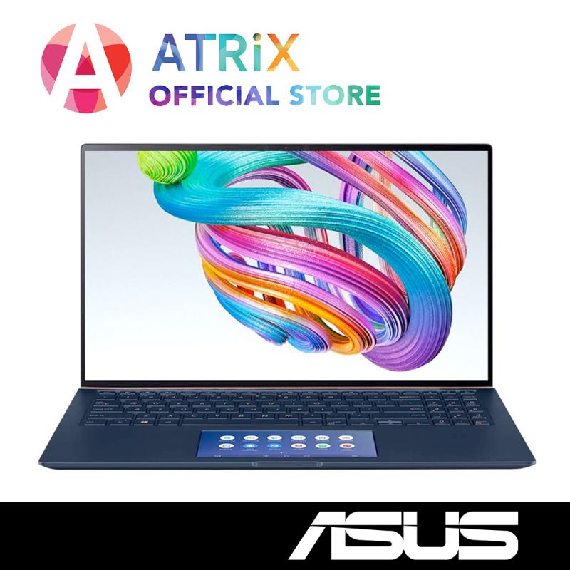 ASUS Zenbook UX534FT-AA025T | 15.6 UHD 4K | i7-8565U | 16GB RAM | 1TB SSD | NVIDIA GTX1650 | 2Y ASUS Warranty | Ready Stock,Ship Today