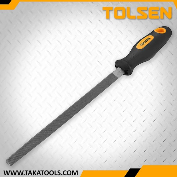 Tolsen Steel file triangle – 32013