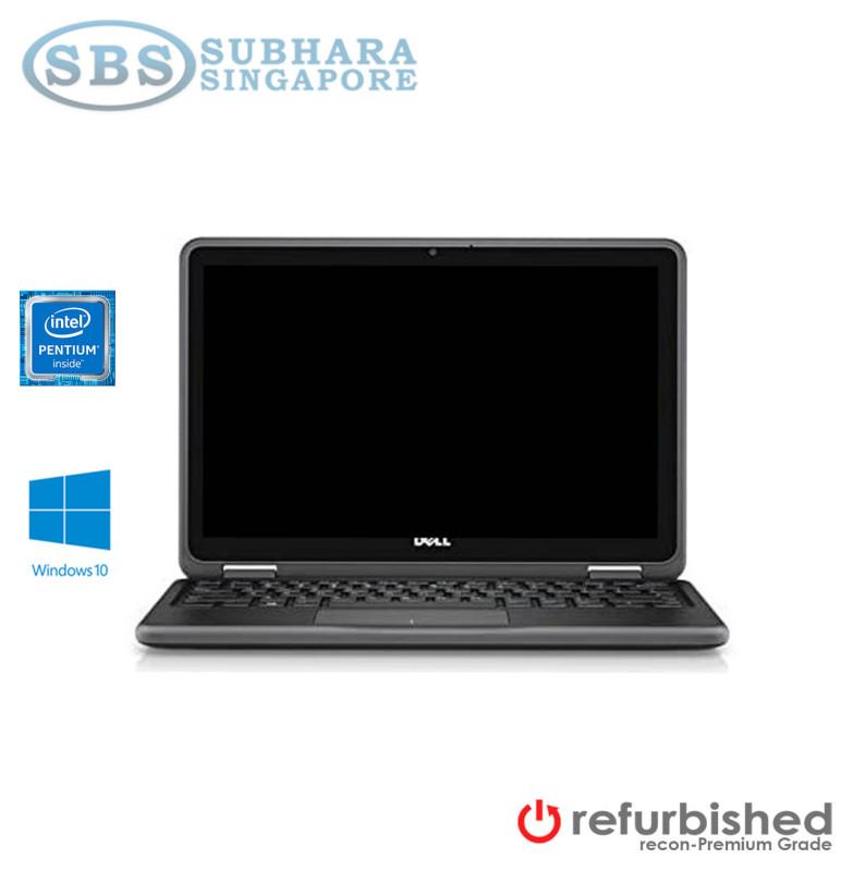Dell Latitude 3189 TouchScreen 2-in-1 Laptop | Quad-Core Pentium | 4GB | 128GB SSD ( Refurbished set)
