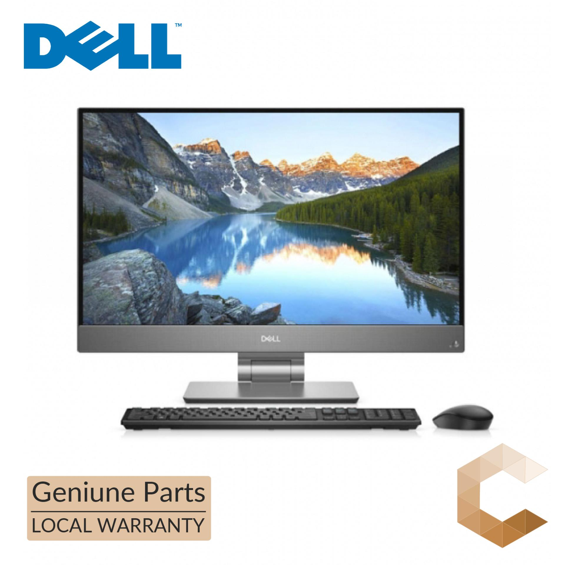 DELL DESKTOP | 7777-870114G-W10-Blk(T)