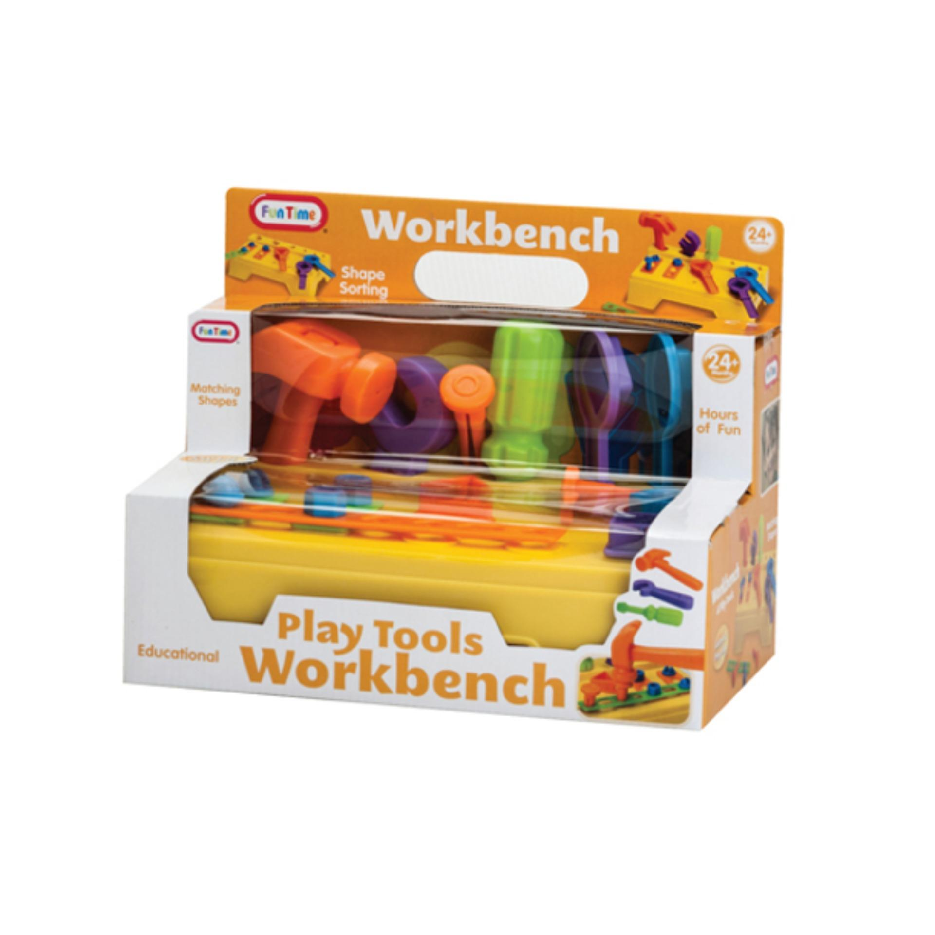 Funtime Workbench Play Tools Baby Toys By Lian Thye & Co Pte Ltd.