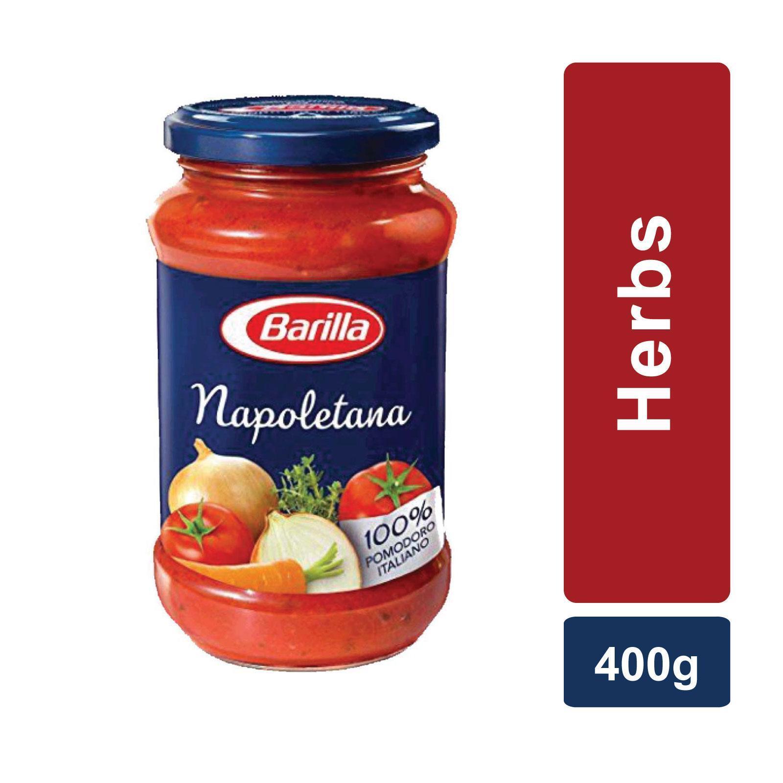Barilla Napoletana Pasta Sauce