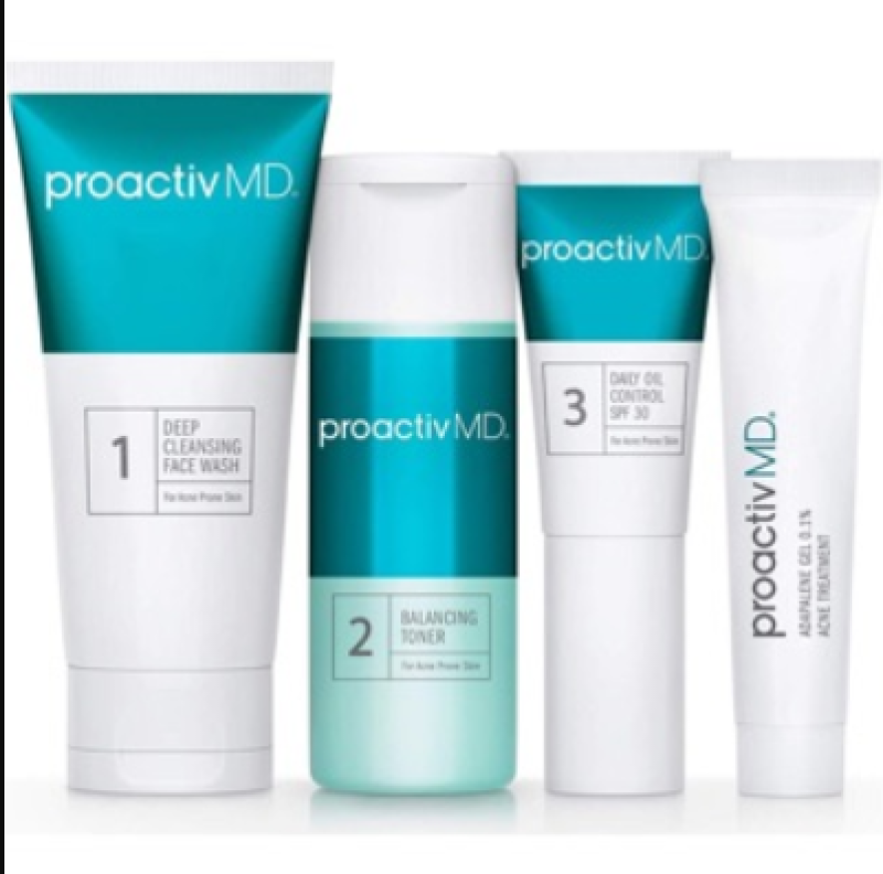 Buy ProactivMD Essentials System - Introductory Size - Proactiv - FDA Approved - Cleanse, Tone, Hydration, Sun Protection Singapore