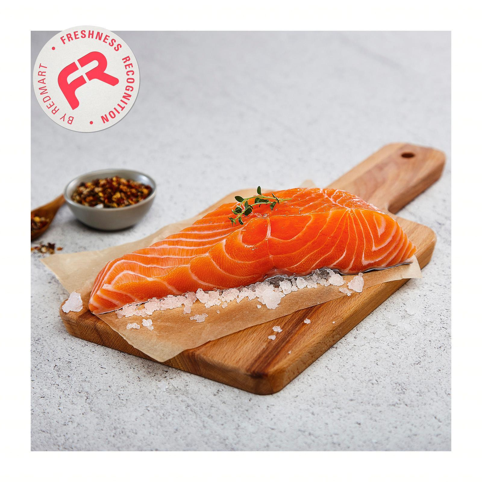 Kuhlbarra Salmon Fish Portion - Norway By Redmart.