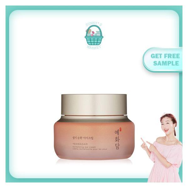 Buy [The Face Shop] Yehwadam Revitalizing Eye Cream 25ml Singapore