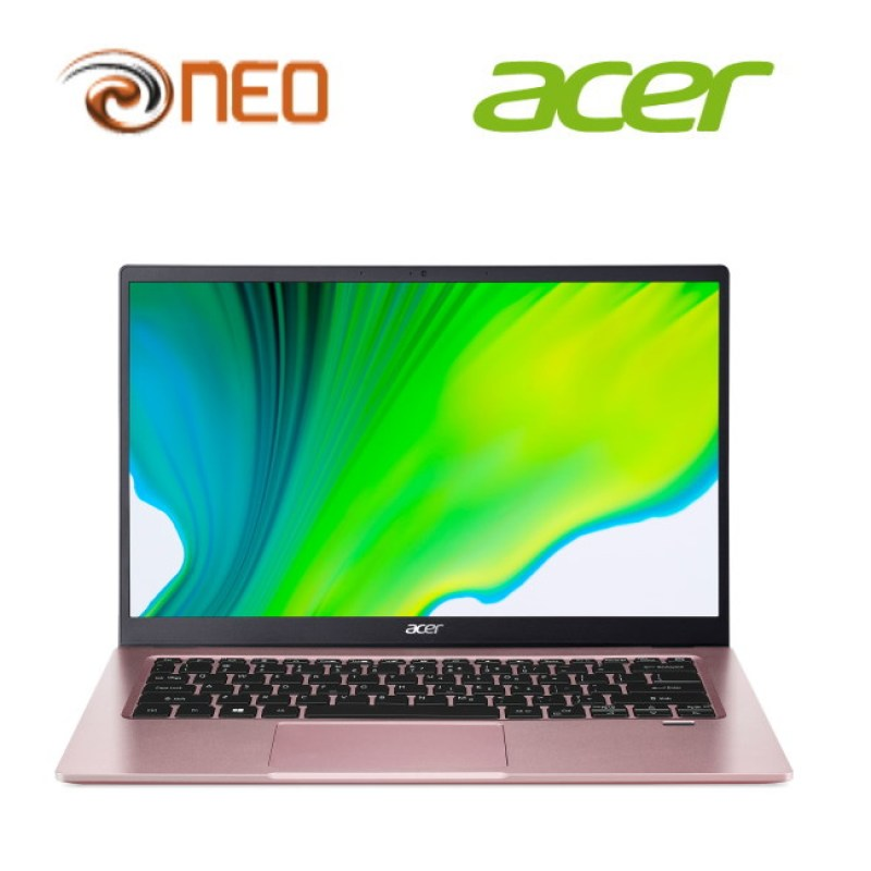 [2021 NEW MODEL] Acer Swift 1 SF114-34-P4YM 14 Inch FHD IPS Thin and Light Laptop   16GB LPDDR4X RAM