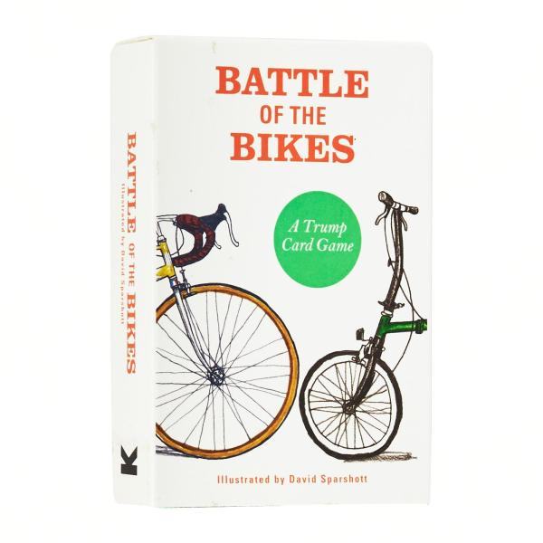 Battle Of The Bikes