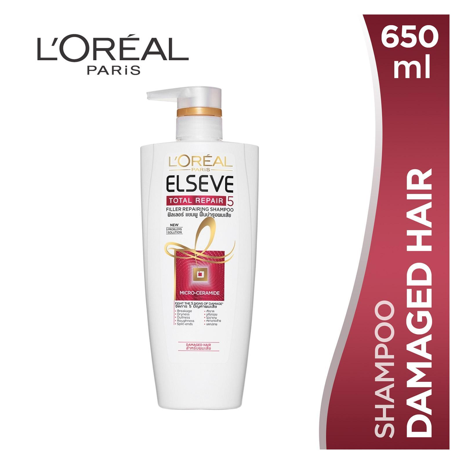 L'Oreal Paris Elseve Total Repair 5 Repairing Shampoo