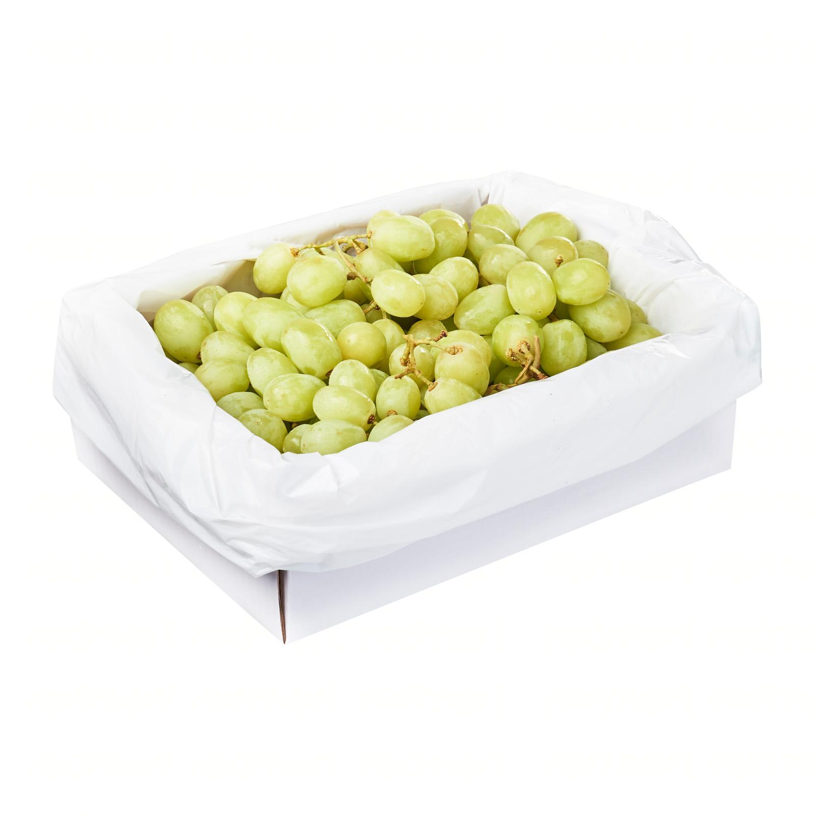 Urban Fresh Premium Green Seedless Grapes By Redmart.