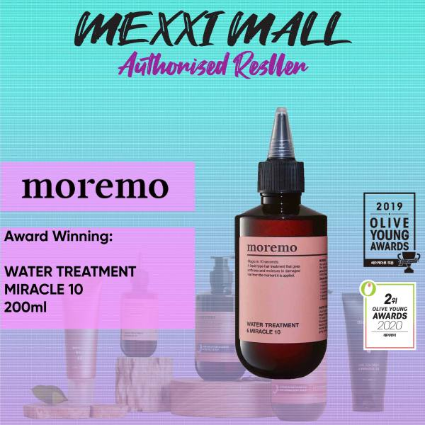 Buy Moremo Water Treatment Miracle 10 200ml Singapore