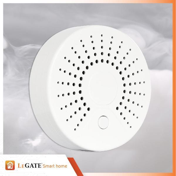 Legate Smart Smoke Detector