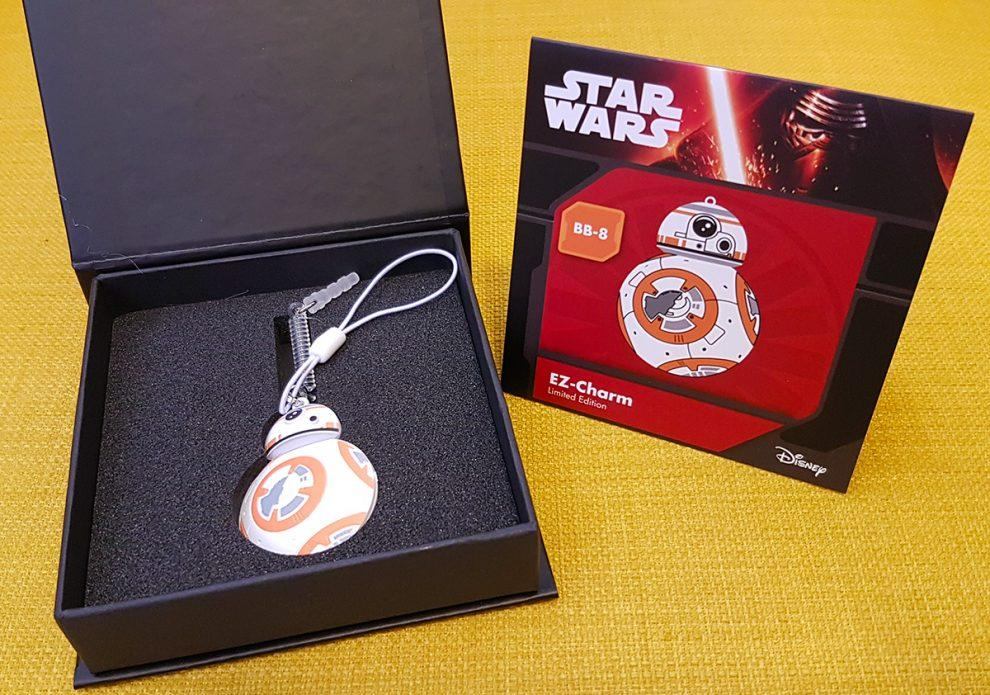 Star Wars BB8  ezlink charm for collection