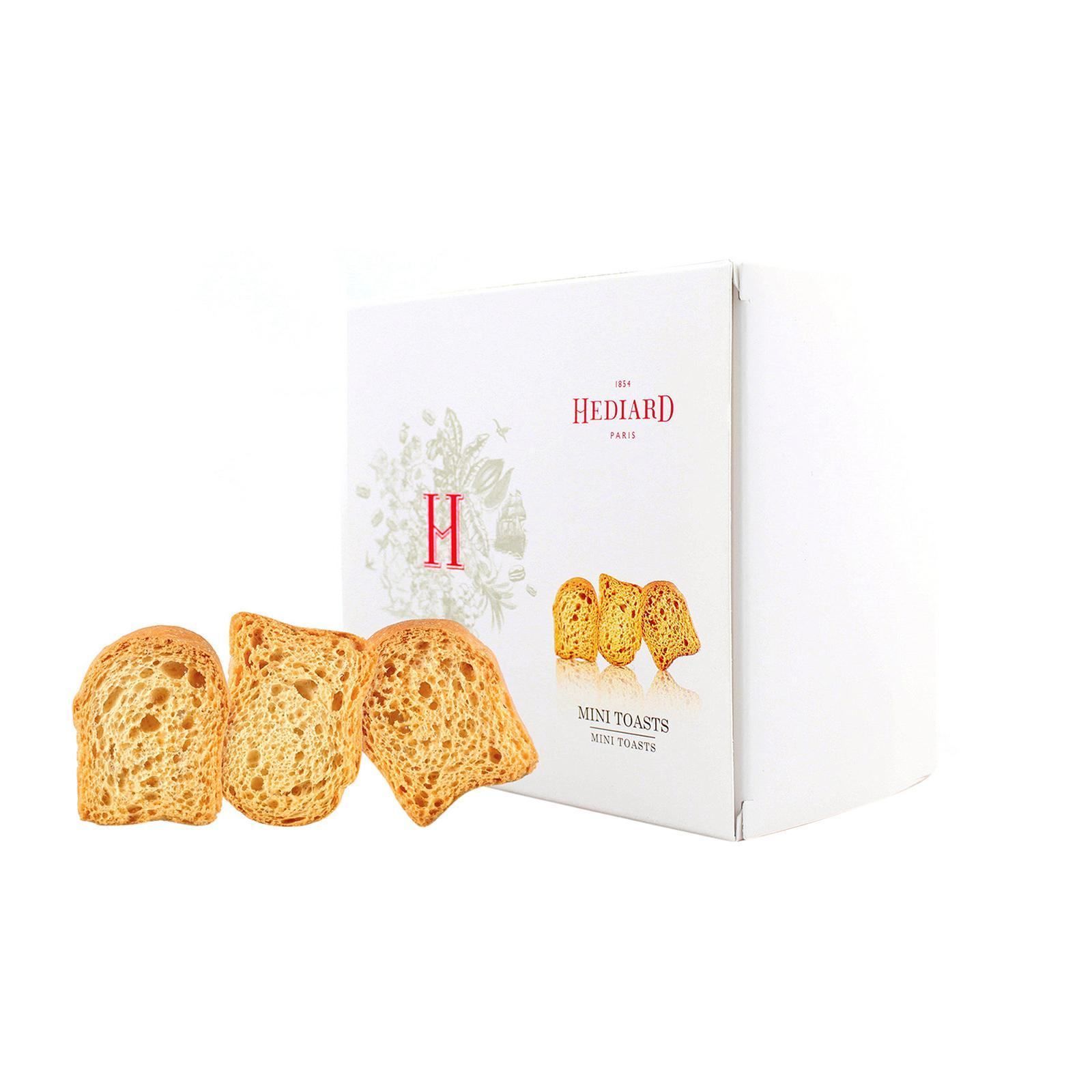 Hediard Mini Toasts - 90g By Redmart.