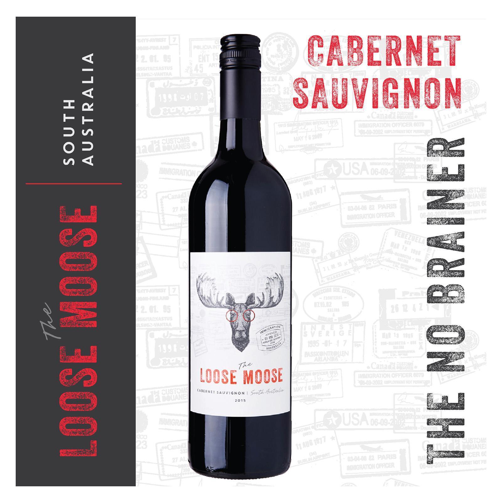 The Loose Moose South Australia Cabernet Sauvignon Red Wine