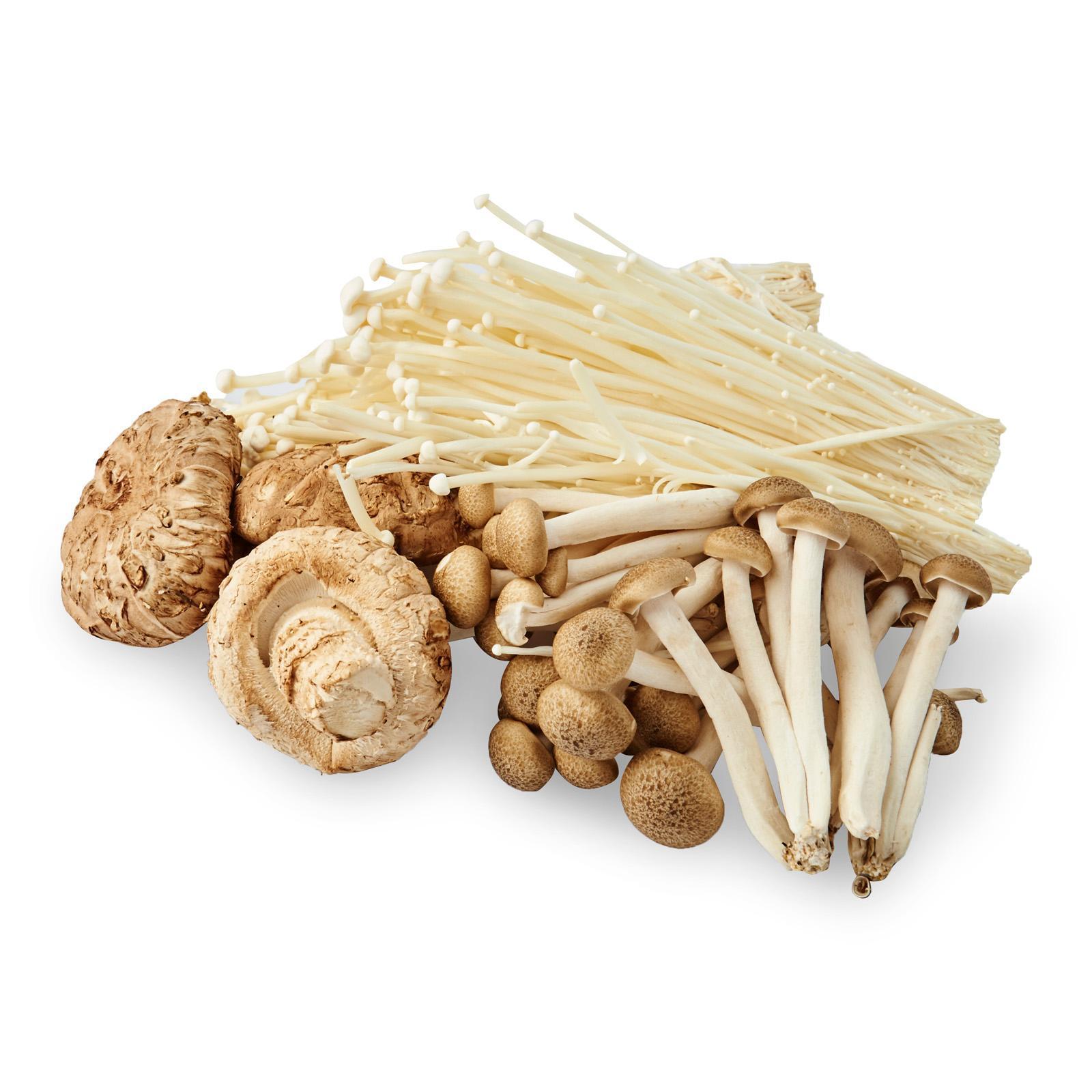 Mushroom Gourmet 3-In-1 Mixed Mushrooms