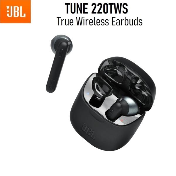 JBL Tune 220TWS True Wireless Bluetooth Earbuds Earphone Headset with Mic TWS Truly Wireless Singapore