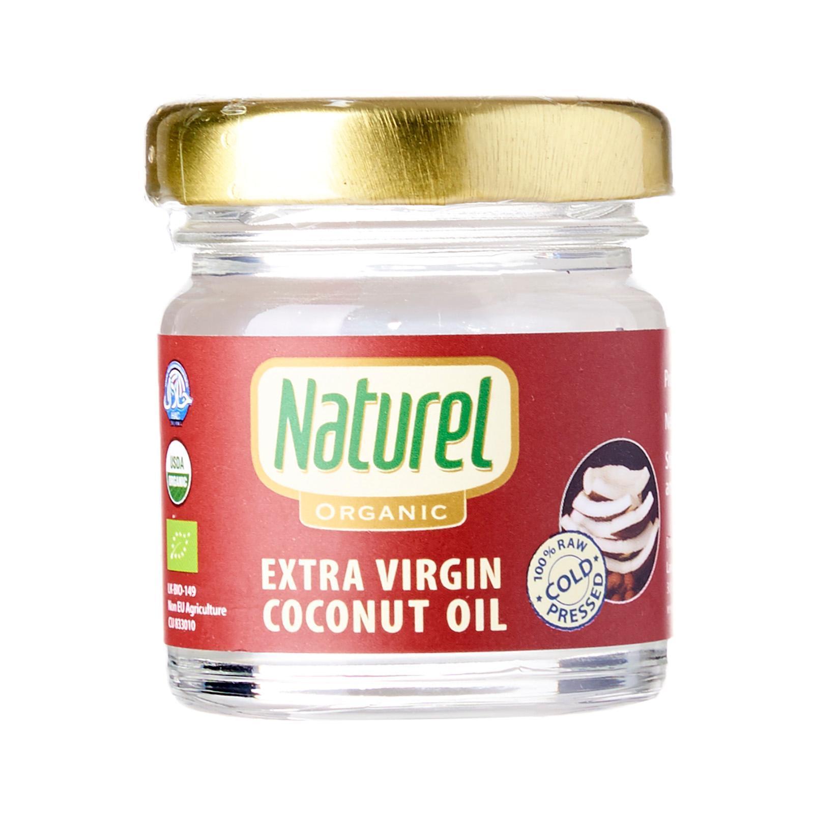 Naturel Extra Virgin Coconut Oil
