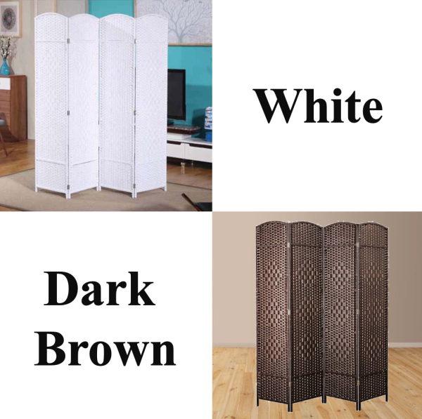 [SINGLE SIDE ROOM DIVIDER] Partition Separator Feng Shui Privacy Office Gardening Chine
