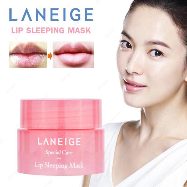 Buy *LANEIGE SPECIAL CARE* BERRY LIP SLEEPING MASK TRAVEL TRIAL KIT *TRIO PACK* (3X 3G) *LATEST STOCK EXPIRY NOV 2022* AWARD WINNING & KOREA BEST SELLER *OVERNIGHT INTENSE HYDRATION LIP SLEEPING PACK* HEALS DRY CRACKED CHAPPED LIPS - 100% AUTHENTIC - MADE IN Singapore