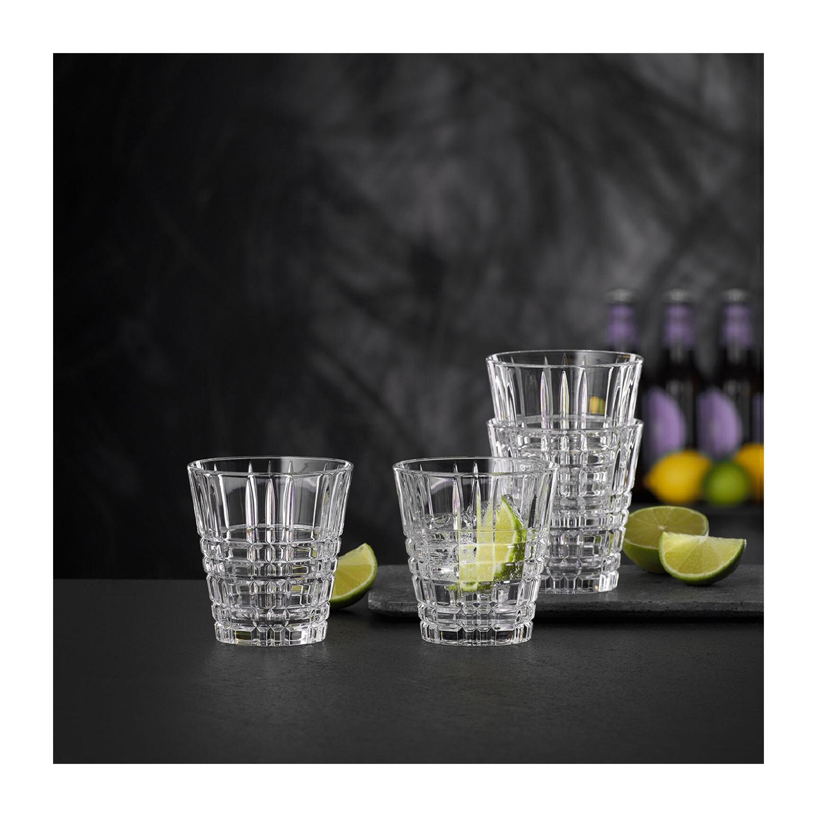 Nachtmann Square Collection Set Of 260ML Tumbler Glasses
