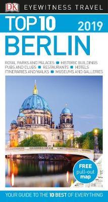 Dk Eyewitness Top 10 Berlin: 2019