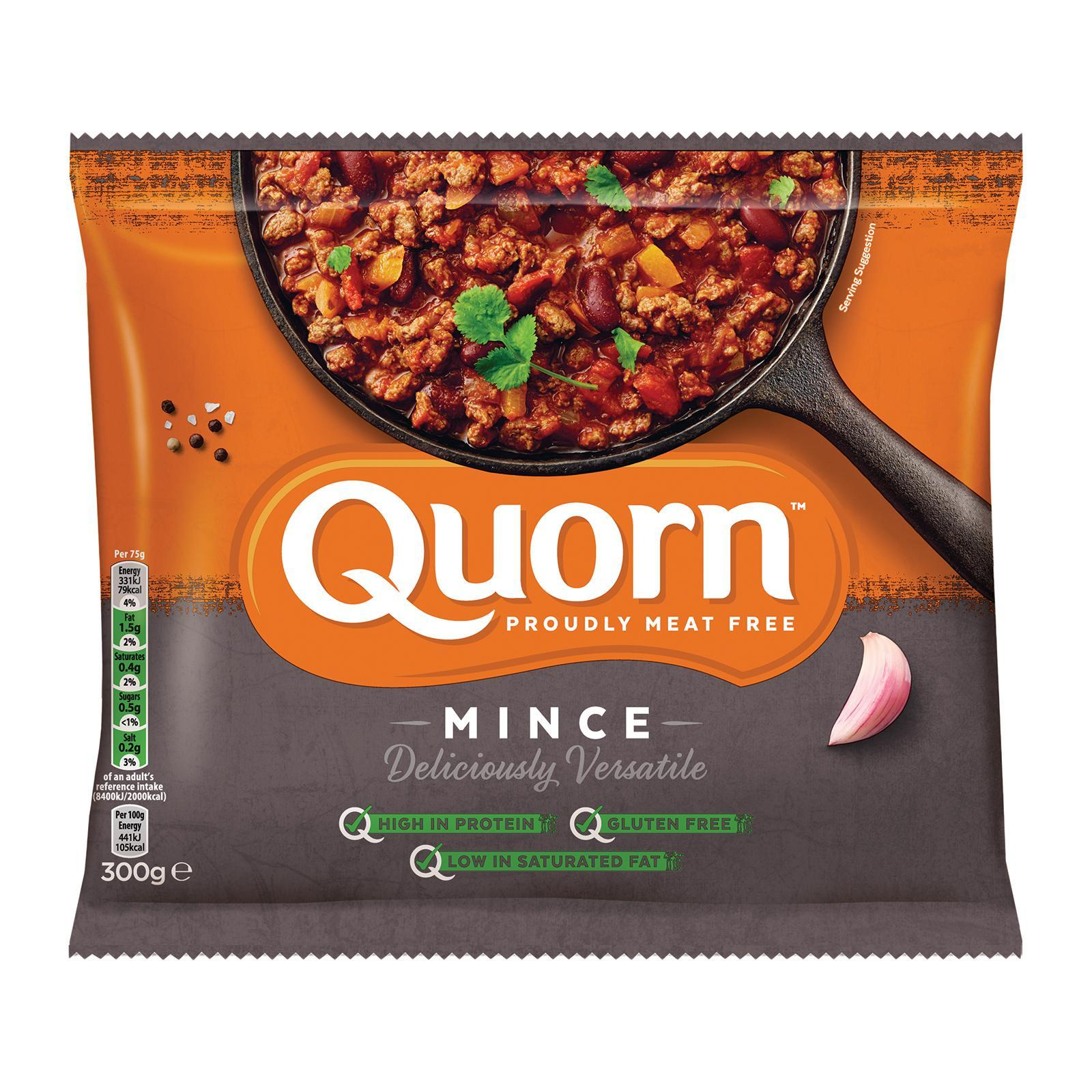 Quorn Mince - Frozen By Redmart.