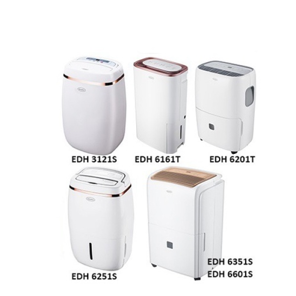 EuropAce 3-in-1 Dehumidifier with Air Purifier and Laundry mode EDH 3121S (12L) 6251S (25L) Singapore
