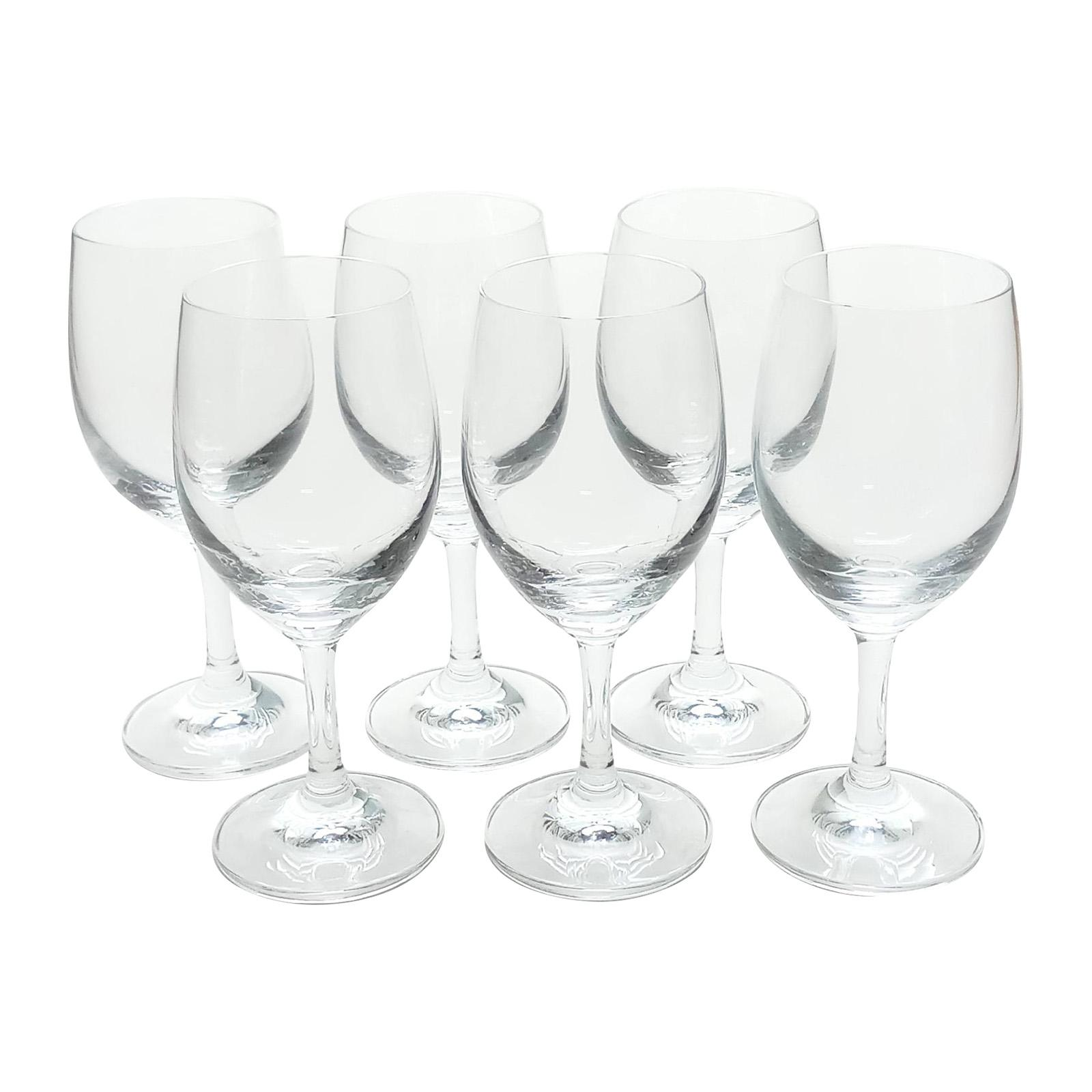 Vesta Lead-Free Crystal Wine Glass 12 CL (6 PCS)