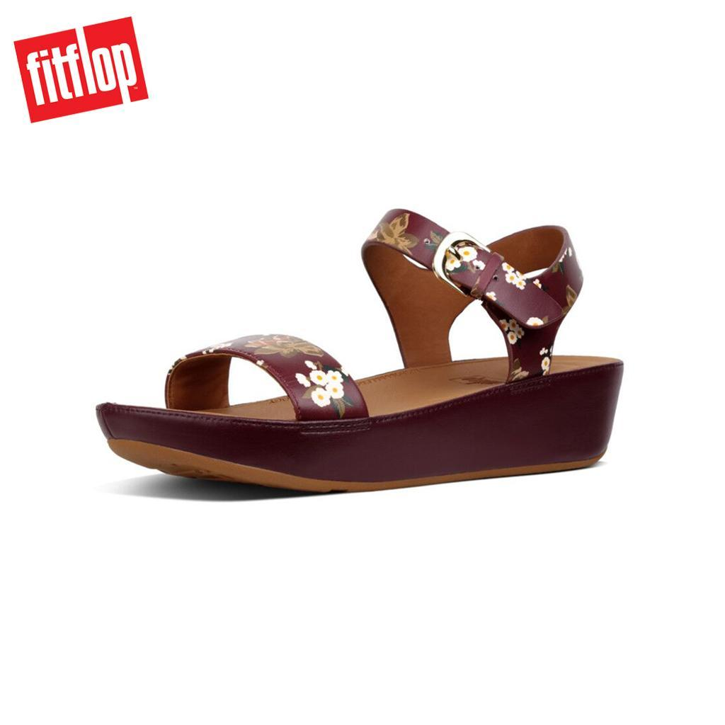 4f55133f0 Fitflop™ Bon II Purple Women Flat Sandals