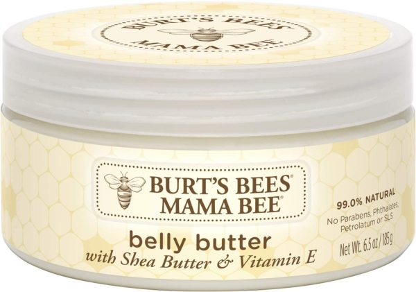 Buy Burts Bees Mama Bee Belly Butter Pregnancy Lotion to Lighten Stretch Marks [100% AUTHENTIC] Singapore