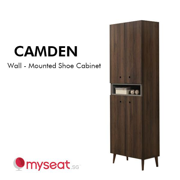 MYSEAT.sg CAMDEN Shoe Cabinet