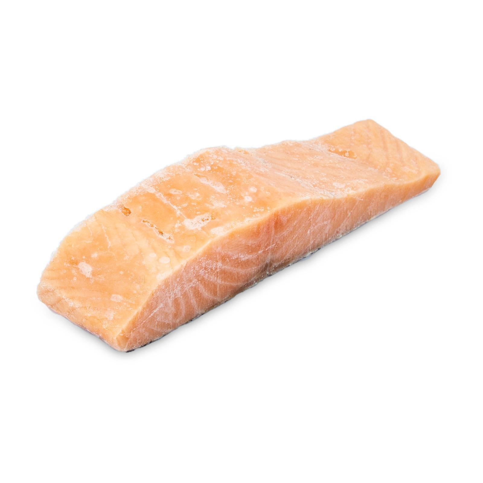 The Fish Net Norwegian Salmon Portion Centre Cut Portion - Frozen By Redmart.