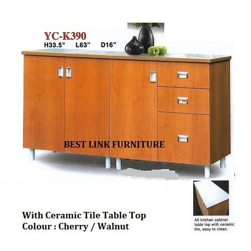 BEST LINK FURNITURE BLF YCK-390 Kitchen Cabinet
