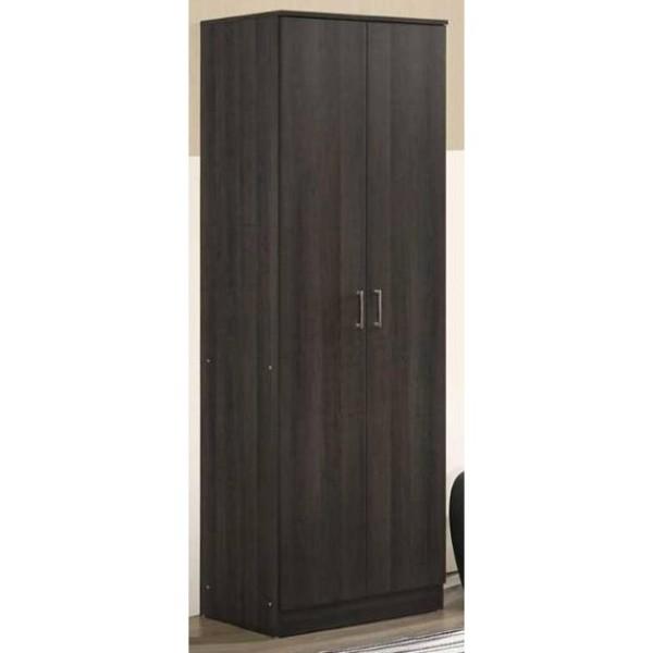 2 Door Wardrobe Storage Cabinet