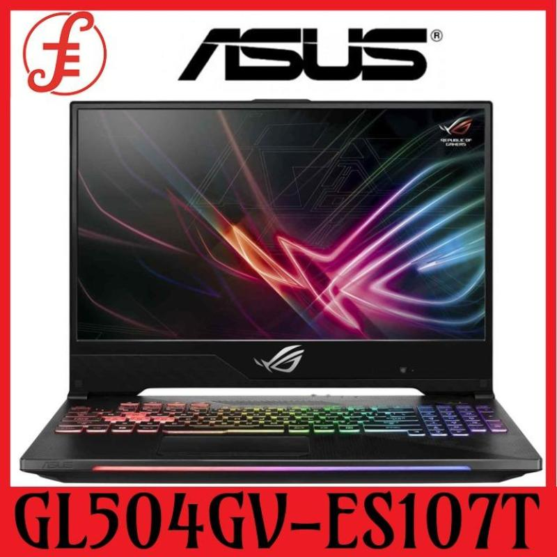 ASUS GL504GV-ES107T 15.6 IN INTEL CORE I7-8750H 16GB 1TB+256GB PCIE SSD WIN 10 (GL504GV-ES107T)