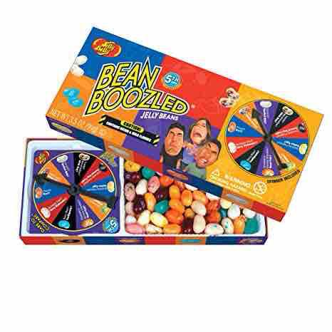 Jelly Belly Bean Boozled 5th Edition By Gingersg.