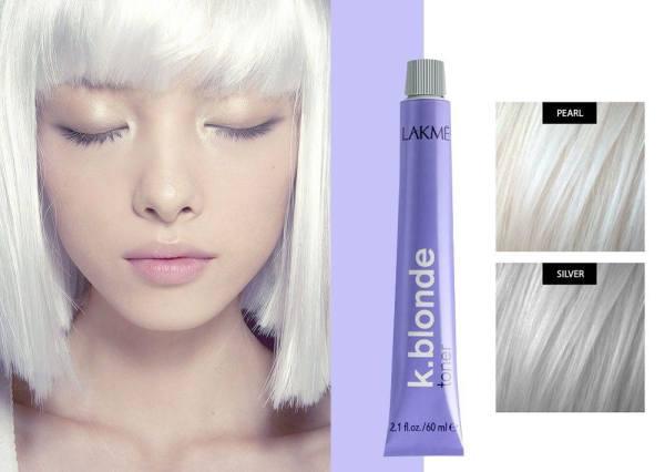 Buy Lakme K. Blonde Toner (SILVER/PEARL) Singapore