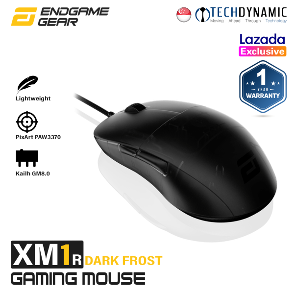 Endgame Gear XM1r Gaming Mouse [4 Color Options]