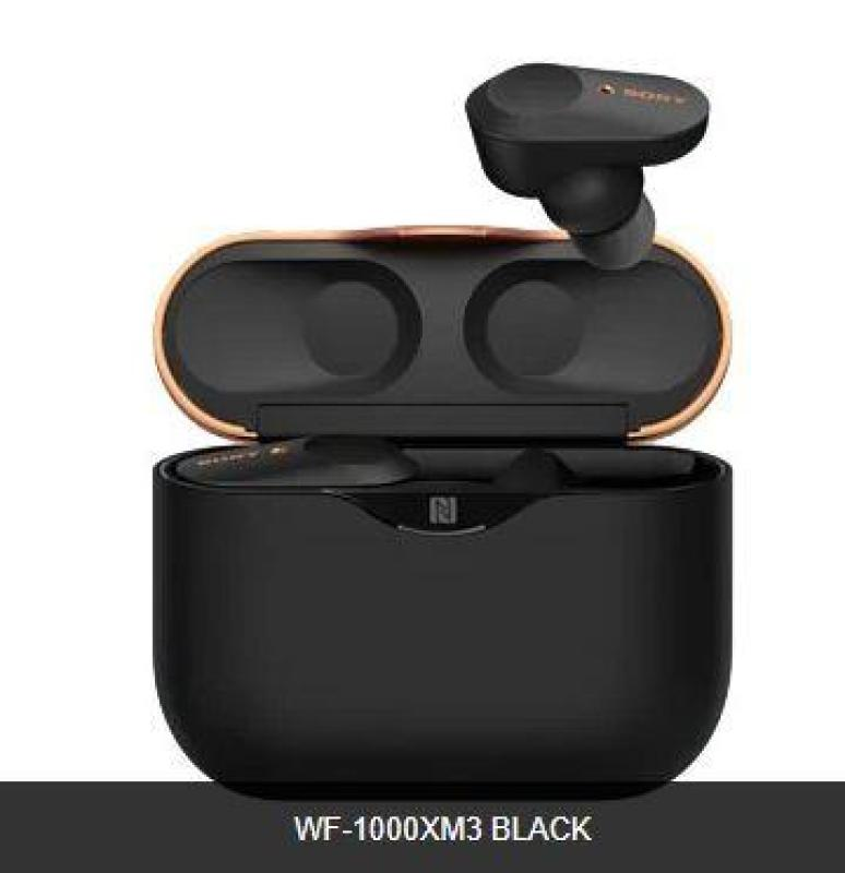 Sony WF-1000XM3 Noise Cancelling Truly Wireless Earbuds [Free Delivery + Korean Set] Singapore