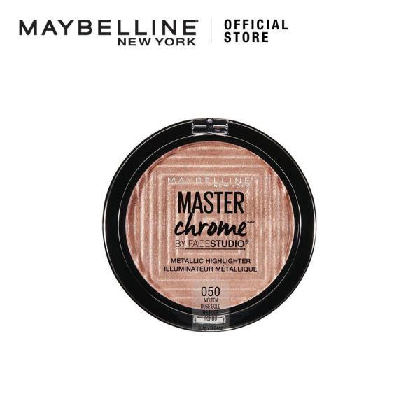 Buy Maybelline Master Chrome Rose Gold Highlighter Singapore
