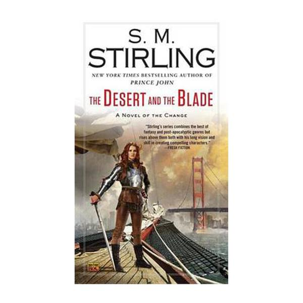 The Desert And The Blade (Paperback)