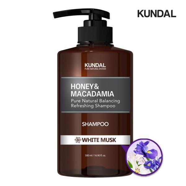 Buy [KUNDAL] Nature Shampoo 500ml White Musk Singapore