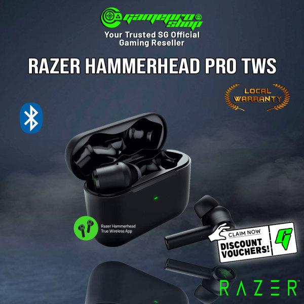 Razer Hammerhead True Wireless Pro with ANC- RZ12-03440100-R3A1 (2Y)