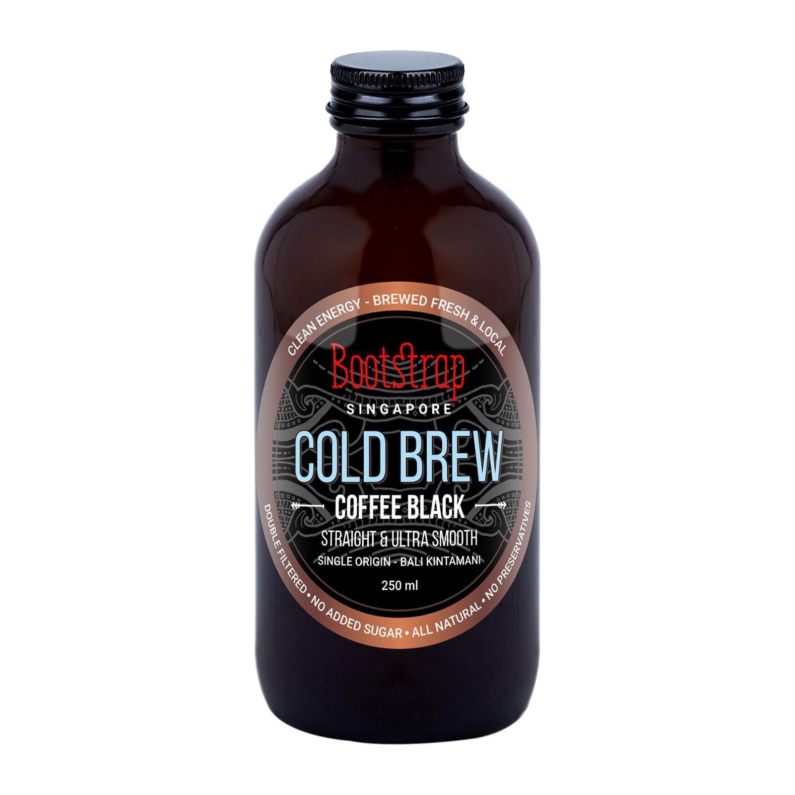 Bootstrap Cold Brew Coffee Black By Redmart.
