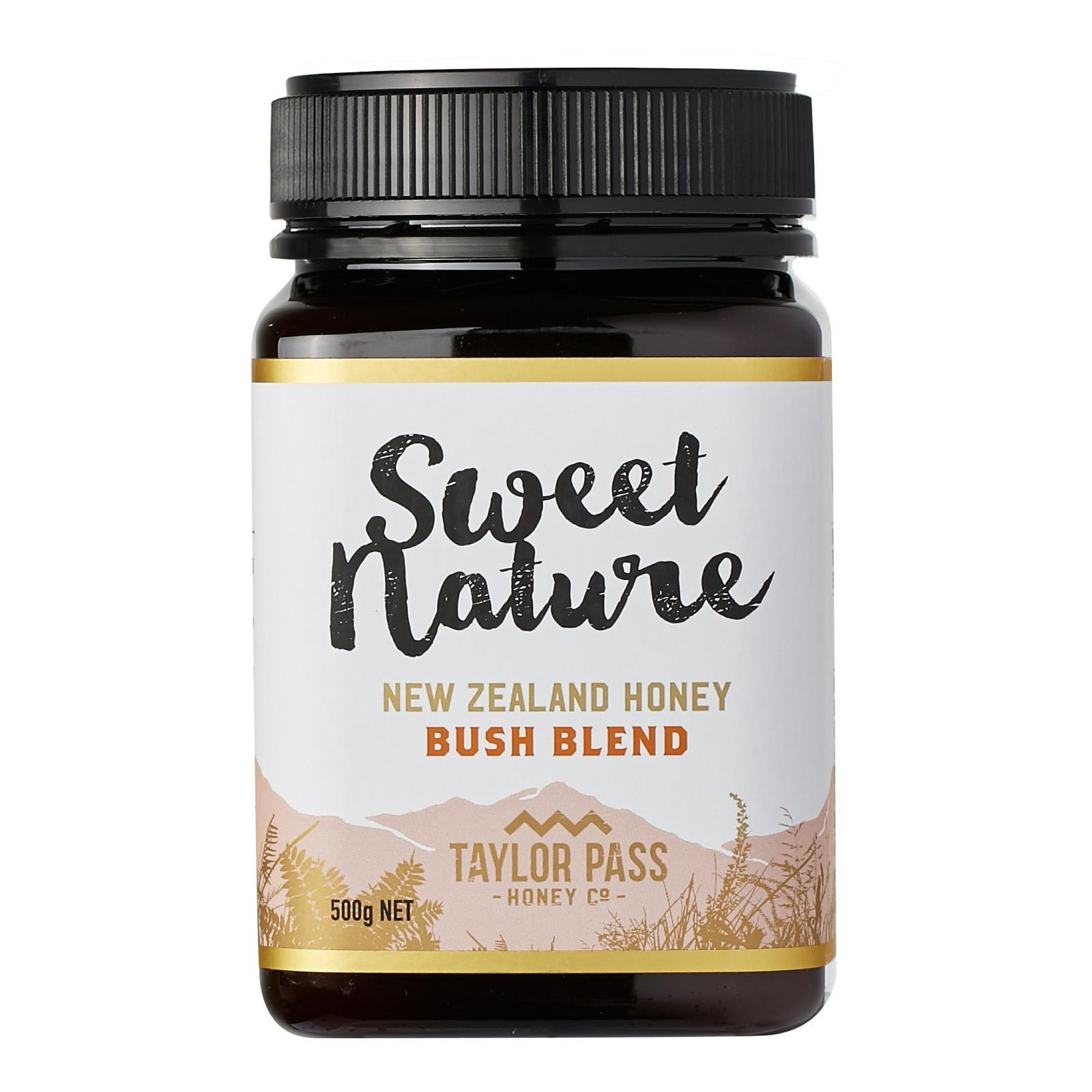 Sweet Nature Bush Blend Honey - By Nature's Nutrition