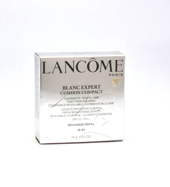 Buy Lancome Blanc Expert Cushion Compact SPF23 / PA++ O-01 14g Refill Singapore