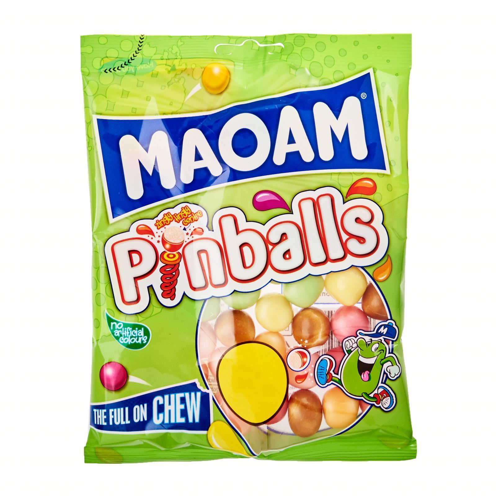 Maoam Pinballs By Redmart.
