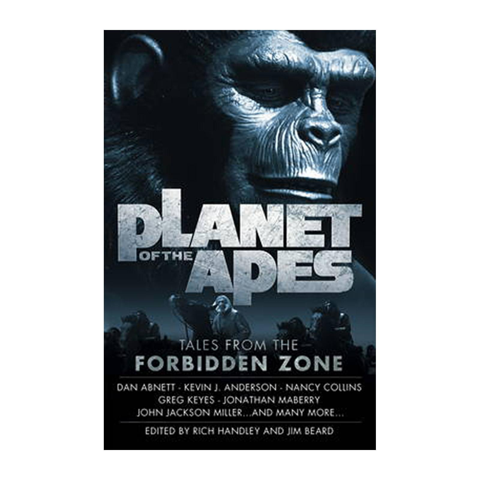 Planet Of The Apes: Tales From The Forbidden Zone (Paperback)
