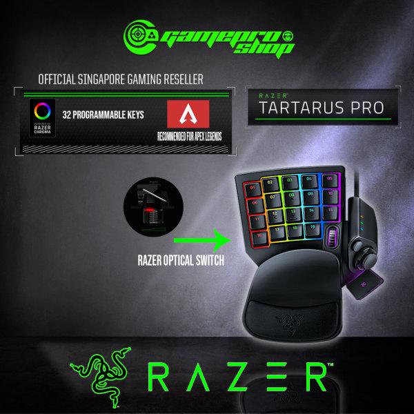 Razer Tartarus Pro Analog Optical Gaming Keypad - RZ07-03110100-R3M1 (1Y) Singapore
