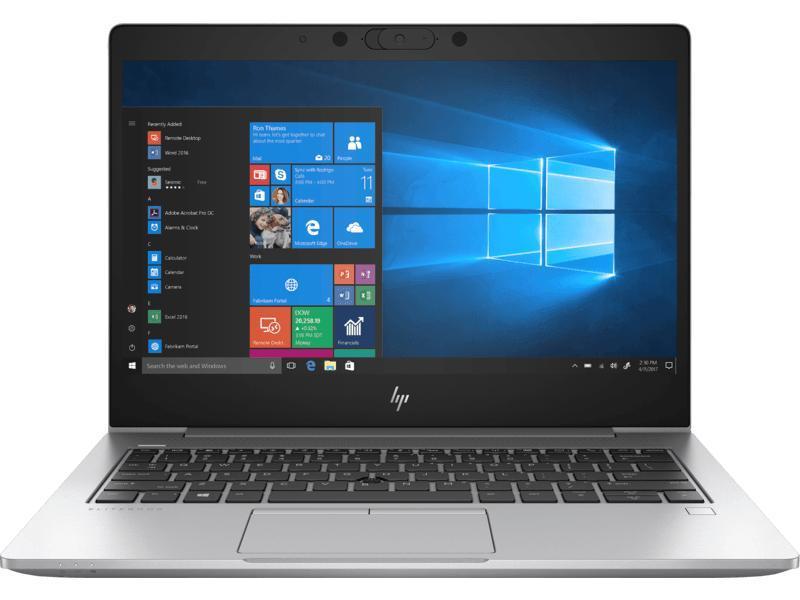HP EliteBook 830 G6 Notebook PC (7MR63PA) - Intel® Core™ i5-8265U / Windows 10 Pro 64 / 8 GB DDR4 / 512 GB SSD / Intel® UHD Graphics 620